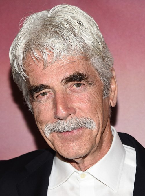 Happy Birthday to Sam Elliott, who turned 76 today. (His mustache turned 150.)
