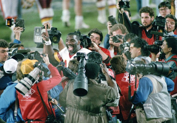 Happy birthday to Doug Williams, the 1st Black QB to start and win a Super Bowl!!!