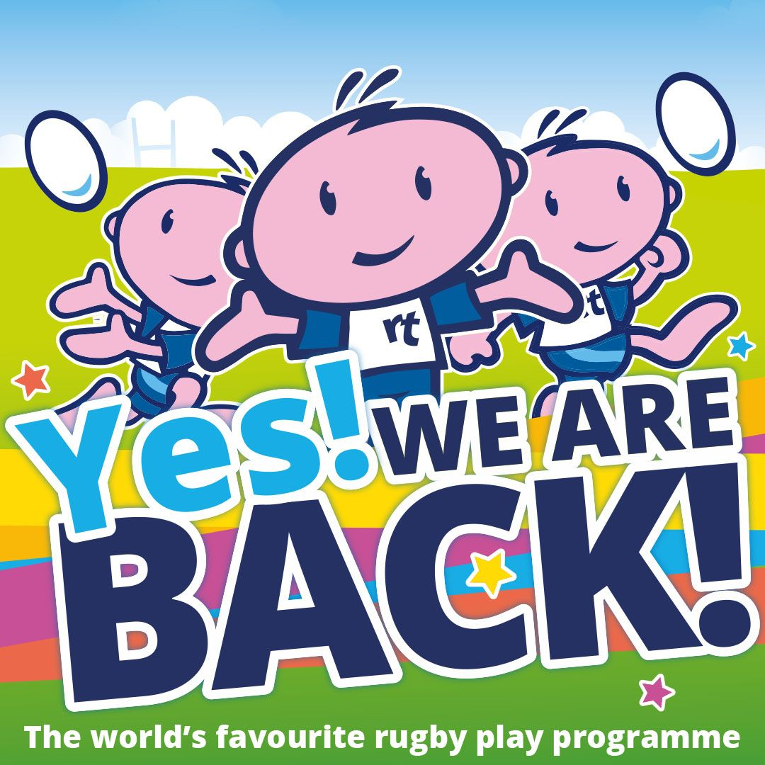 It's time to book! @RugbytotsEssex welcome you to their covid safe classes. They guarantee you'll not find a more family friendly activity!   Their classes are running in 6 venues in Essex with 3 to open in September.  Please contact: adrian@rugbytots.co.uk  #Essexpic.twitter.com/BYl8sFGfBG