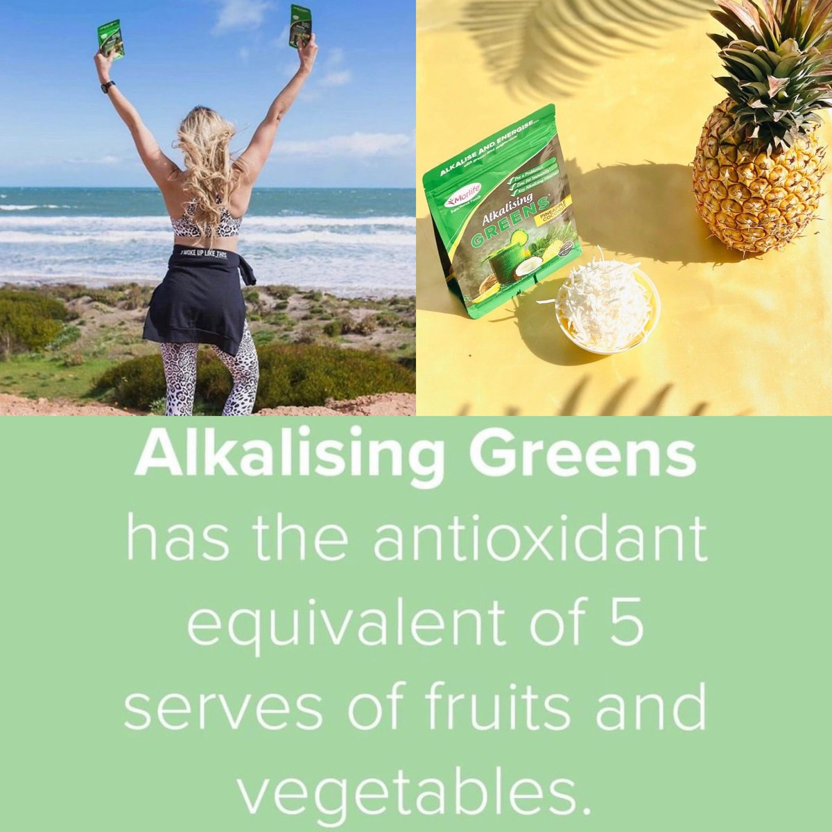 Well worth adding alkalising greens to your diet. Feel better every day! twitter.com/morlife_uk/sta…