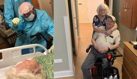 La moglie sta morendo di Covid19, va a trovarla lo stesso e muore anche lui (VIDEO) - https://t.co/LRS6gnTfLS #blogsicilia #covid19 #coronavirus #9agosto
