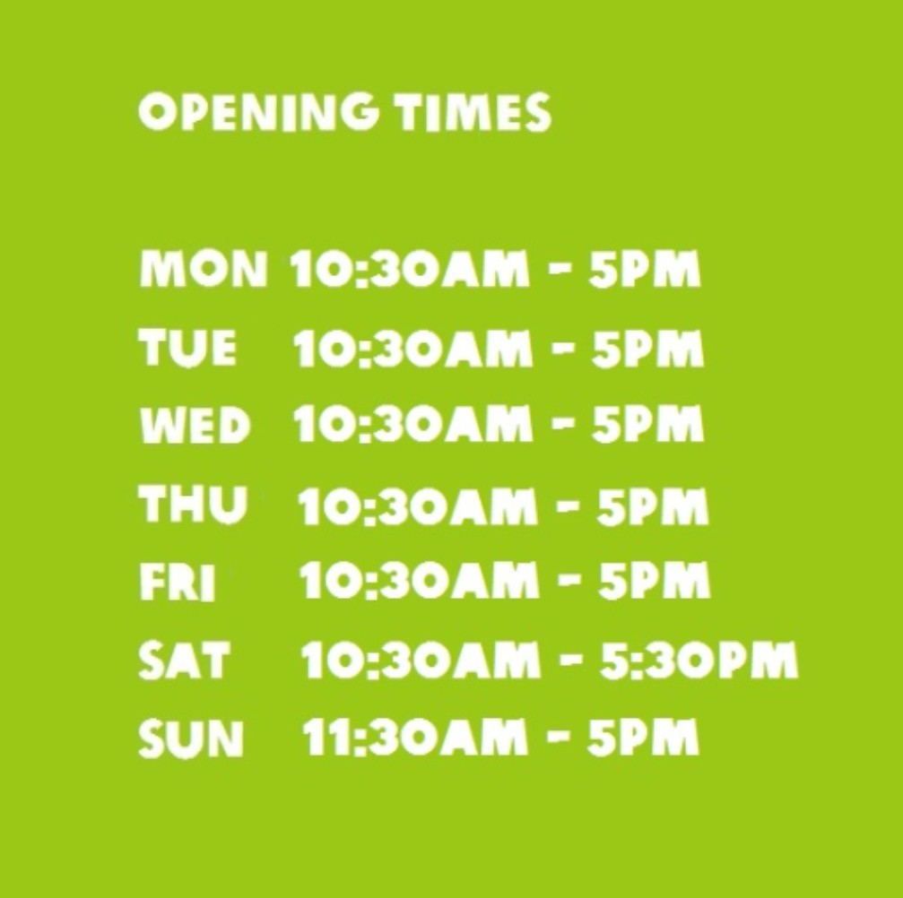 Our #openingtime will stay the same for foreseeable future #welcomeback #oxfamnicolsonst #weareopen pic.twitter.com/ieYKw3rpia