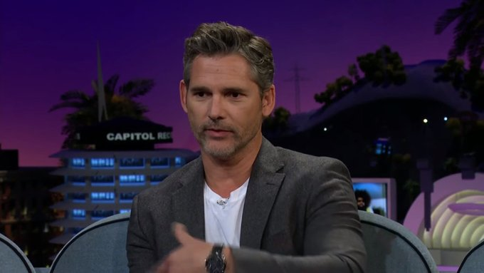 Happy Birthday - Eric Bana By Tom