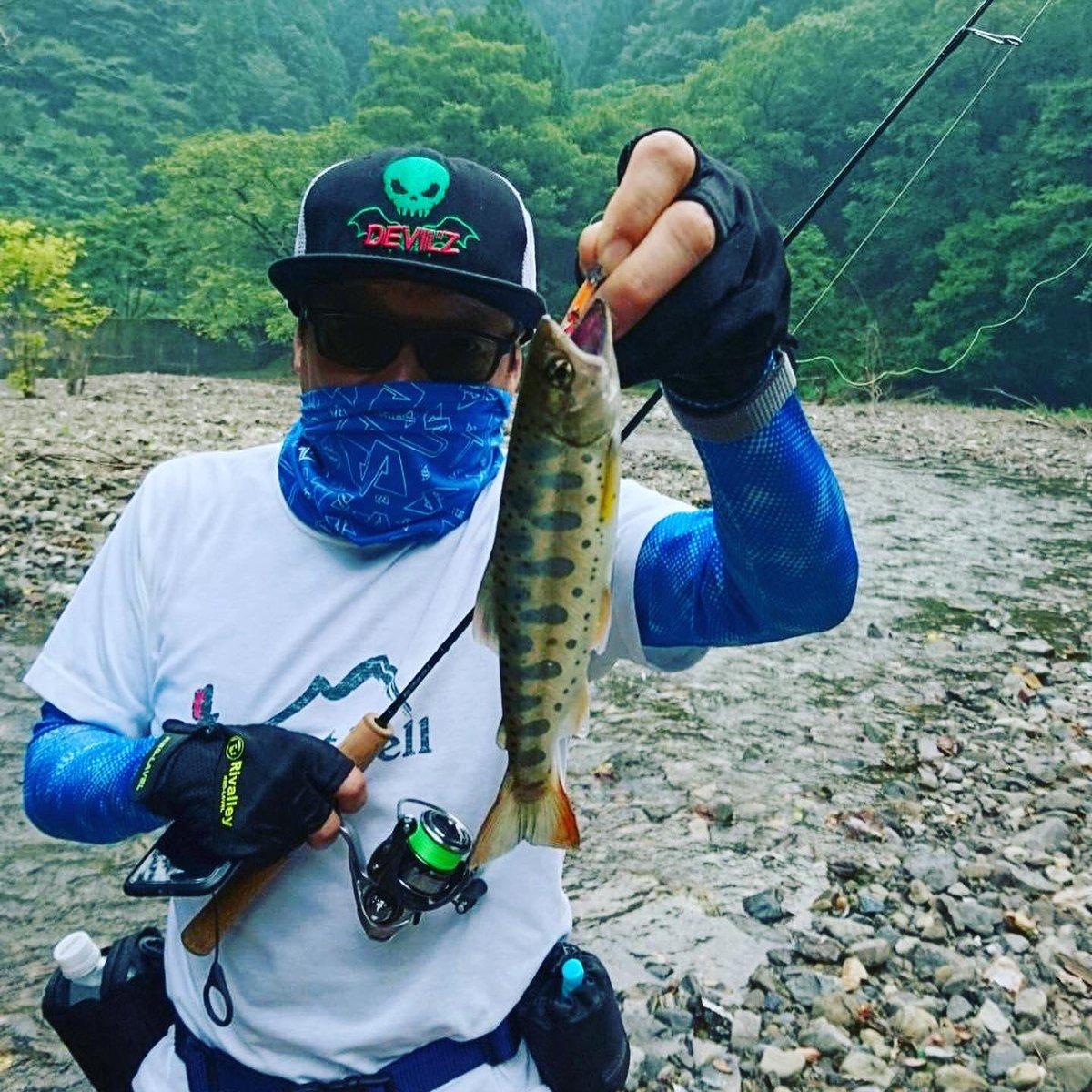 釣り 京都 渓流