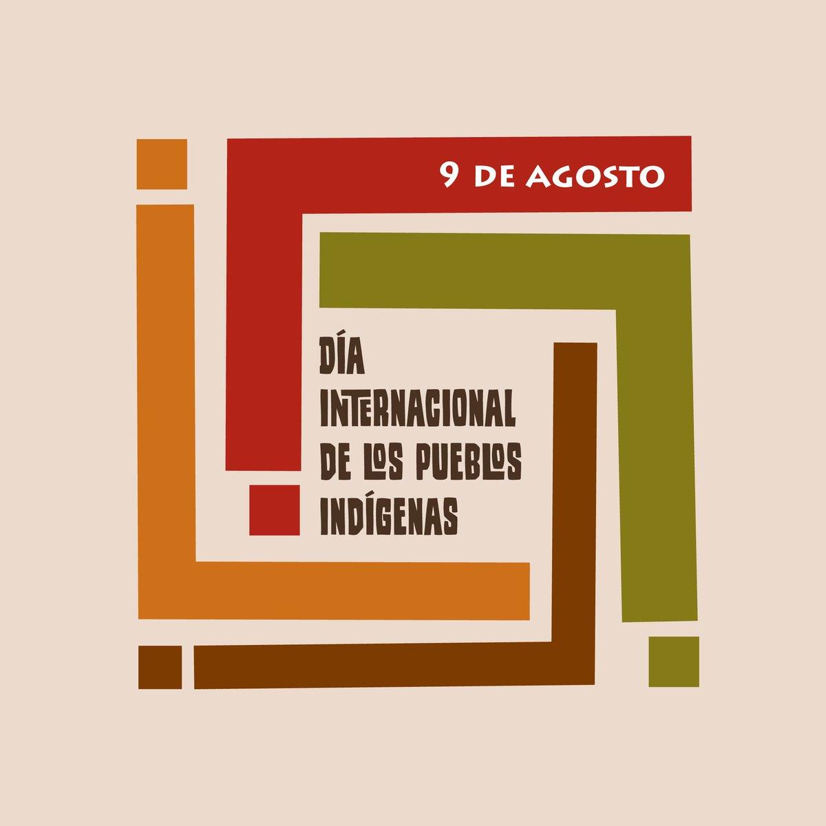 Ce hueyi netlauhtiliztli, ipan nahuatlahtolli, nochi tocenyeliztli in occequin cecnitlaca macehualtepemeh ipan nochi tlalticpac  «Un gran saludo, en lengua #náhuatl, a todos nuestra familia de otros Pueblos Indigenas en todo el mundo»  #SomosIndígenaspic.twitter.com/8EP3aF6jge