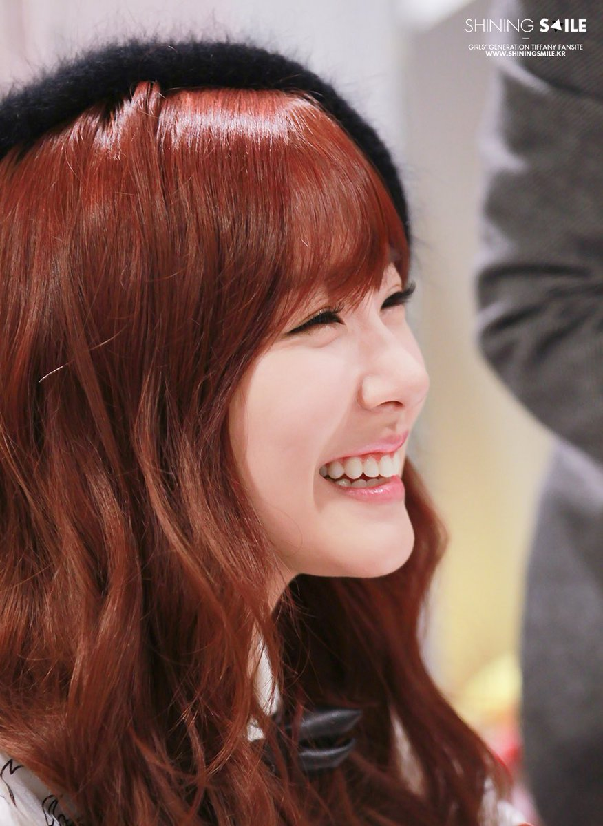 Just to make you smile and get by today #eyesmile @tiffanyyoung   Cr. Sonetv pic https://t.co/VYYURmSmuv