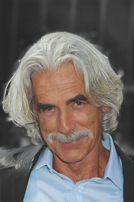 Mr Sam Elliott. Happy 76th birthday.