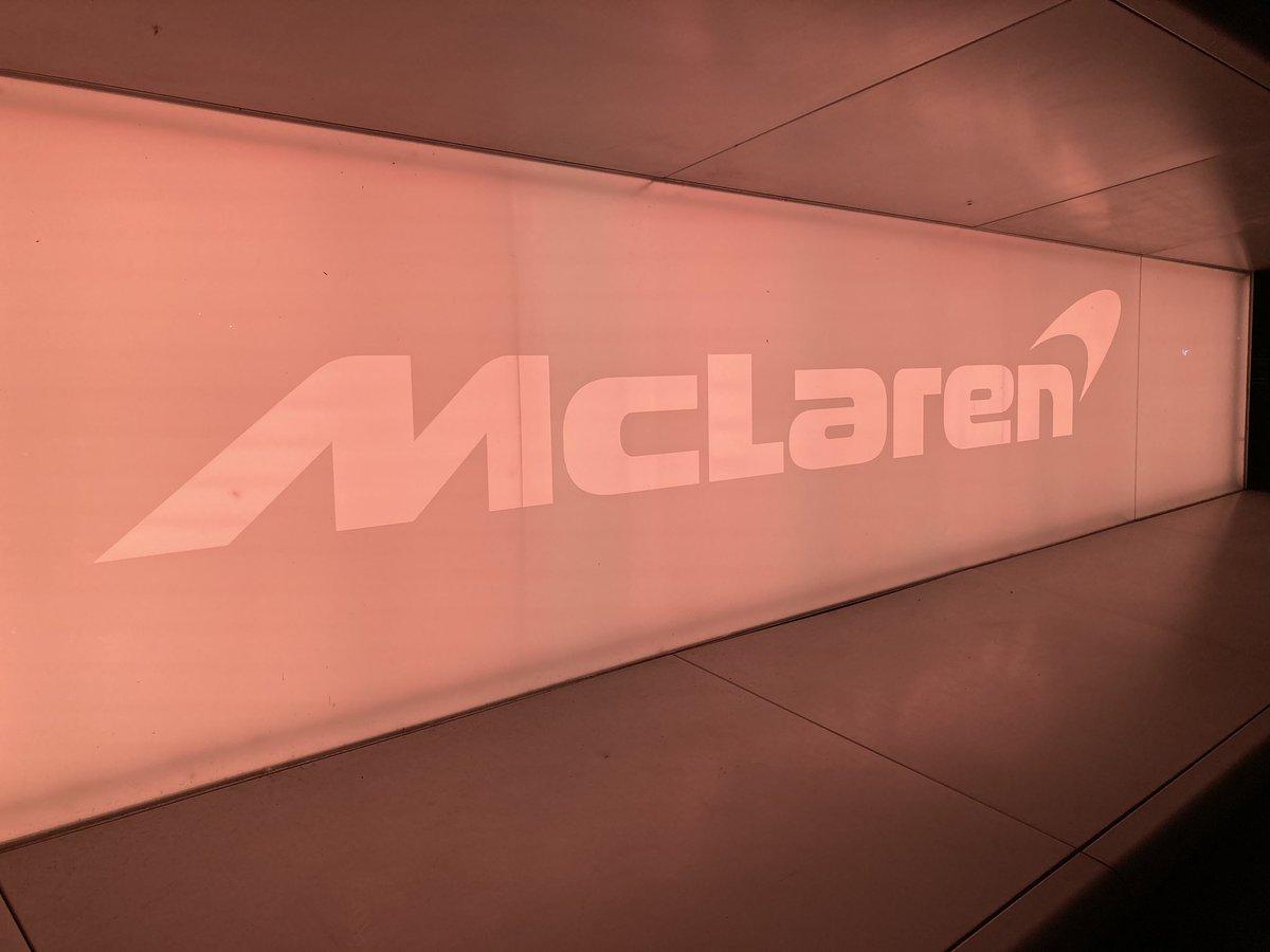 Getting ready for #F170 #70thAnniversaryGP #Mclaren #mclarenf1 @McLarenF1 https://t.co/ceg5obokP4