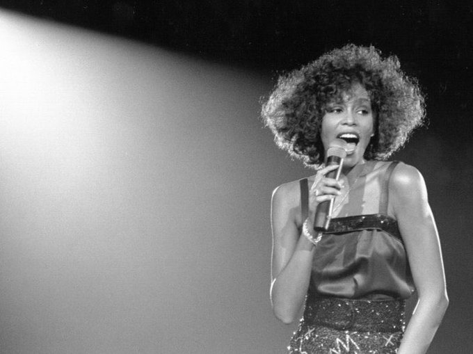 Happy Birthday to the voice, Whitney Houston, who would have been 57 today.