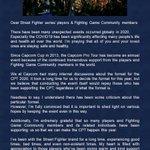 ストリートファイターシリーズを統括していたカプコンの小野Pが退社!