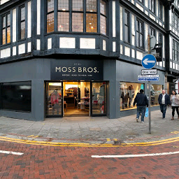 Check out Moss Bros. On @googlemaps 🌏 70 High St, Watford WD17 2BS 01923 226821 https://t.co/WI6kbB4ff1 #buylocal #SupportLocalBusinesses #StayAlert https://t.co/CflMhC7NuC