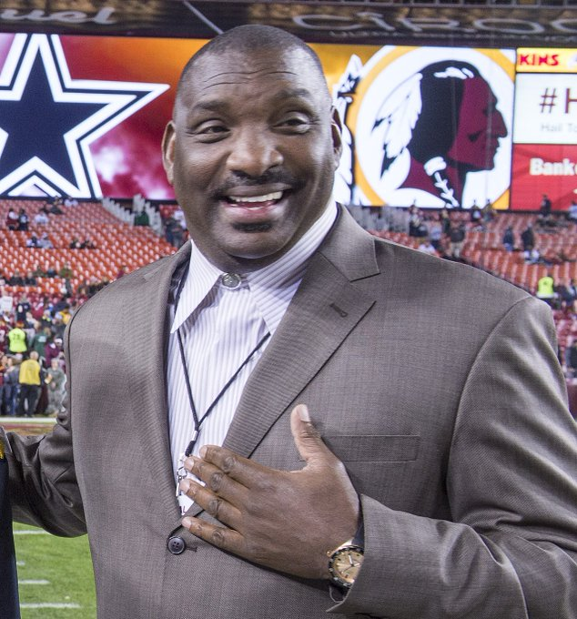 Happy birthday to the great legend Doug Williams...and to me because we share the same birthday