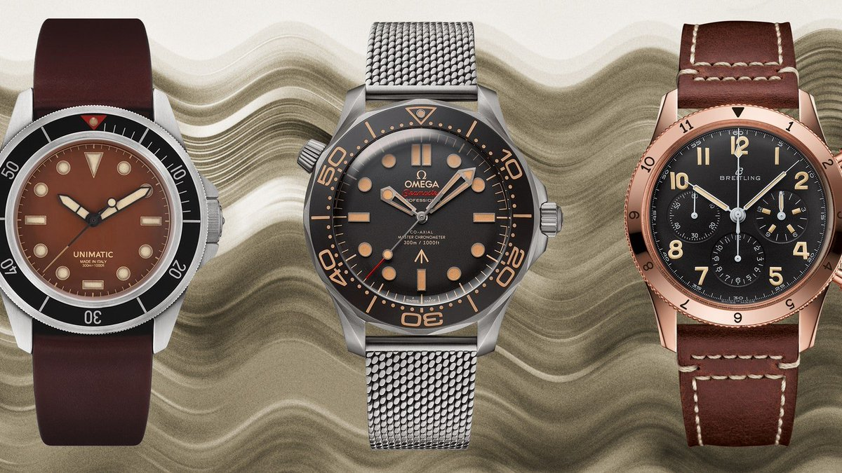The Coolest New Watches Don't #LookNew At All 🌴 🔨 👀 💭 👁 Did you know about this? rite.ly/wf61