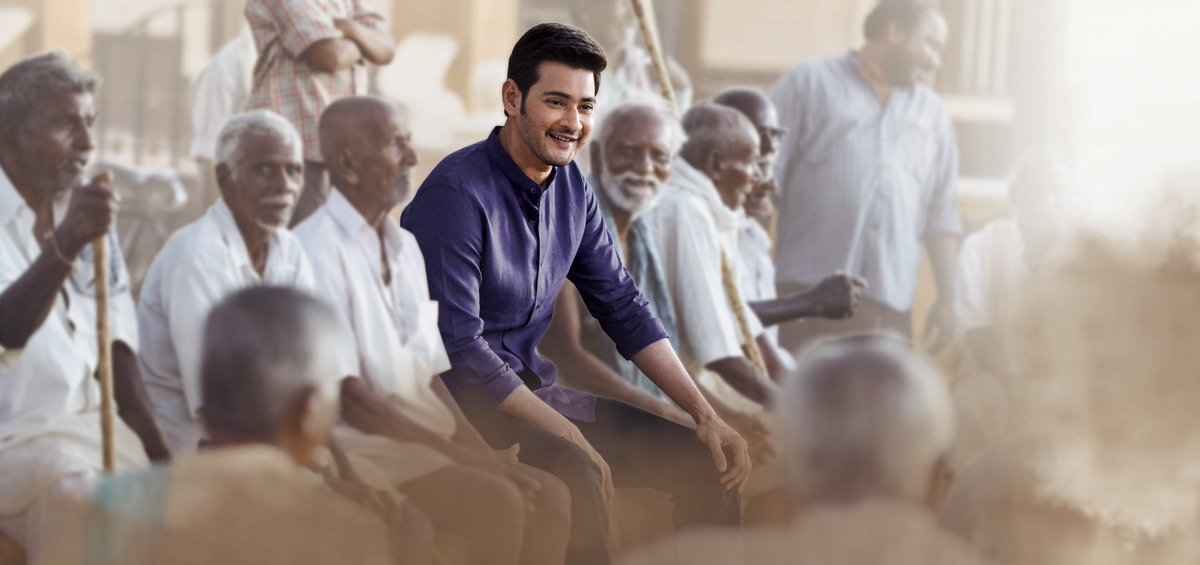 Be it the Saviour of Damsel in distress or A police officer masquerades as a thug or A rockstar with mental disorder or a young Chief Minister.He disappears into his roles with Supreme ease, and that what makes him one of the greatest actors of this generation  #HBDMaheshBabu  45 https://t.co/k4P6s0R1j0