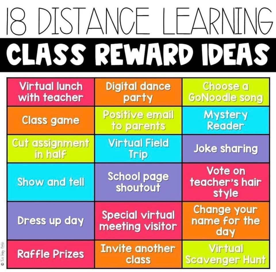 Love this!!! Good Stuff! 18 Online Learning Class Rewards onesassysub.blogspot.com/2020/07/18-onl…