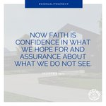 Image for the Tweet beginning: Hebrews 11:1 #SaddleliteSunday