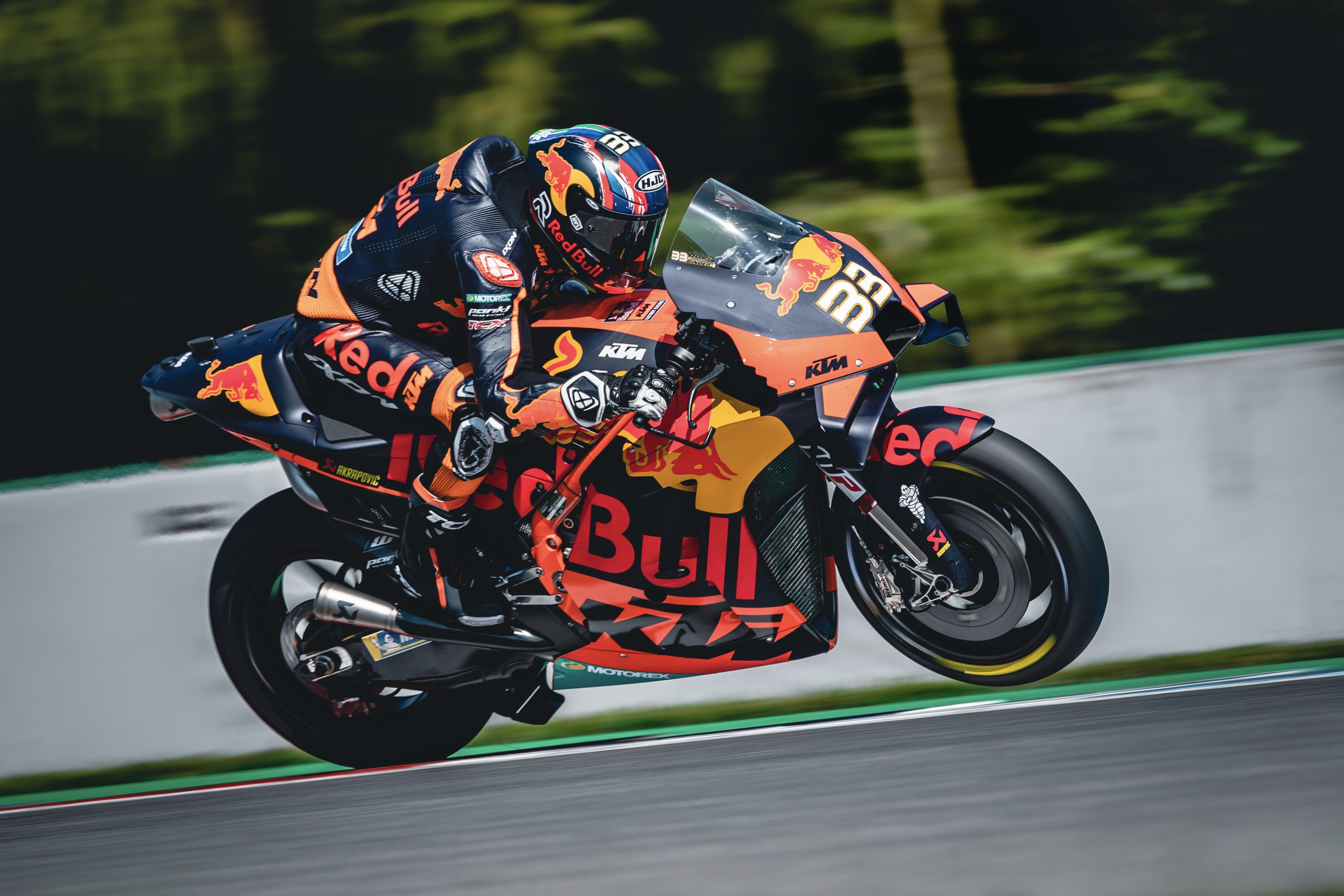 Binder MotoGP Brno