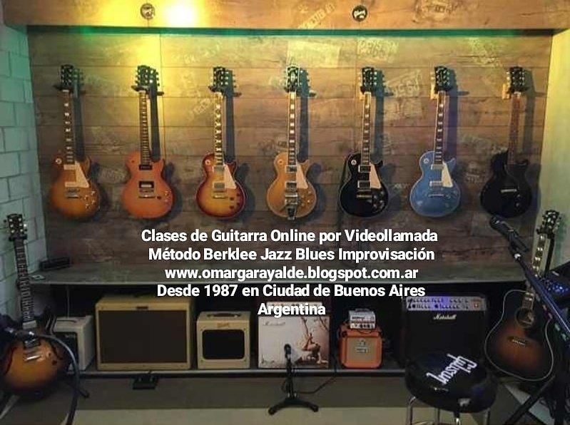 http://www.omargarayalde.blogspot.com.ar Método Berklee. Desde 1987 capacitando guitarristas al mas alto nivel profesional. https://www.youtube.com/user/ProfesorJazz… #clasesdeguitarra #guitarraonline #guitarra #guitarraelectrica #clasesdemusica #jazz #blues #rock #fender #gibson #pickupjazz #jazzguitar #jazzmusicpic.twitter.com/u3RszHoAh4