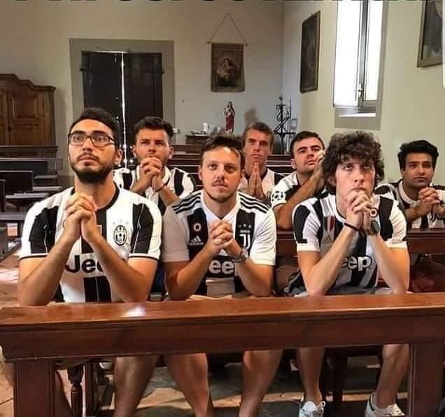 #JuveLione