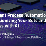 Image for the Tweet beginning: Power Intelligent Automations with AI