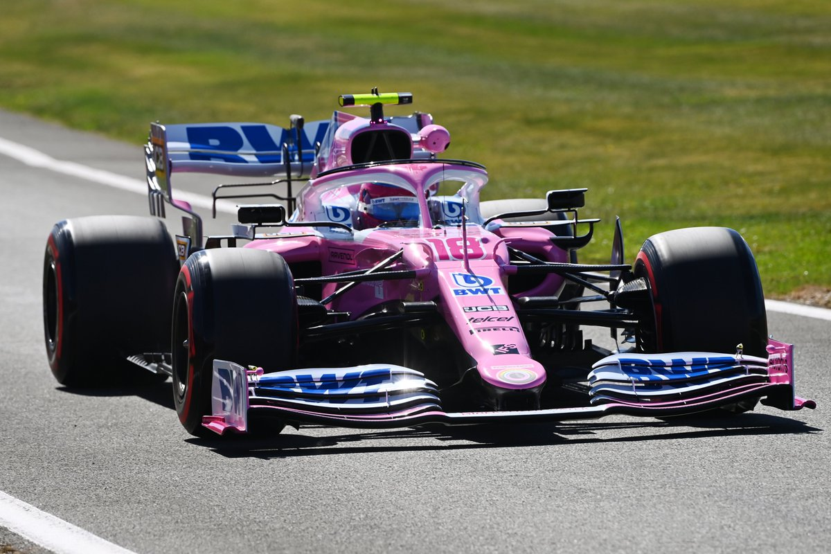 Half way into FP2 and it's another rapid showing so far   🇨🇦 @lance_stroll P4⃣ 🇩🇪 @HulkHulkenberg P5⃣  #F1 #F170 https://t.co/KSiiLtqUaU