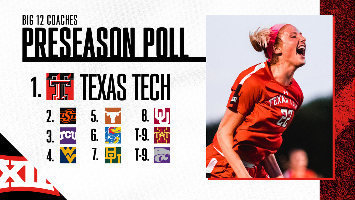 Nothing's won in preseason, but we appreciate the respect. Let's get to work. 🔴#WreckEm⚫️