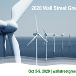 Image for the Tweet beginning: The 2020 Wall Street Green