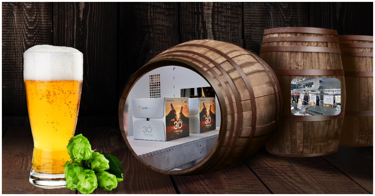 Light or dark, lager or craft, in #bottles or #cans, whatever #beer you like, whatever beer you produce, SMI has the perfect #packaging solution for you! Wrap-around #cases, #RSC boxes, cardboard #sleeves, #trays...you can only choose... and toast!  Happy international #beer_day! https://t.co/uUqHP7jcDW