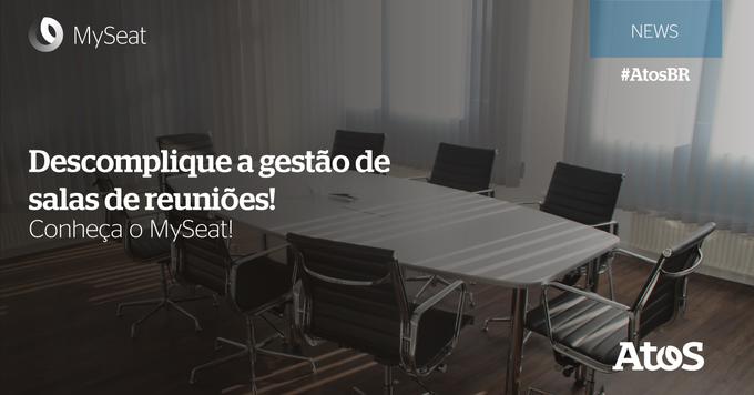 Conte com o MySeat para fazer a gestão das reservas de salas de reuniões....