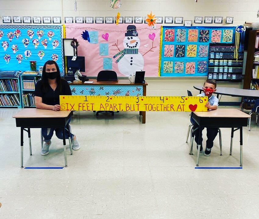 test Twitter Media - The classrooms at Our Lady of Fatima Catholic Academy, Wilton are almost ready! Here is a sneak peek of their 1st grade classroom! @Diobpt @BptSup @Ourladyoffatim8 #weFACEittogether #FridayFeeling https://t.co/tm3p67SLkV