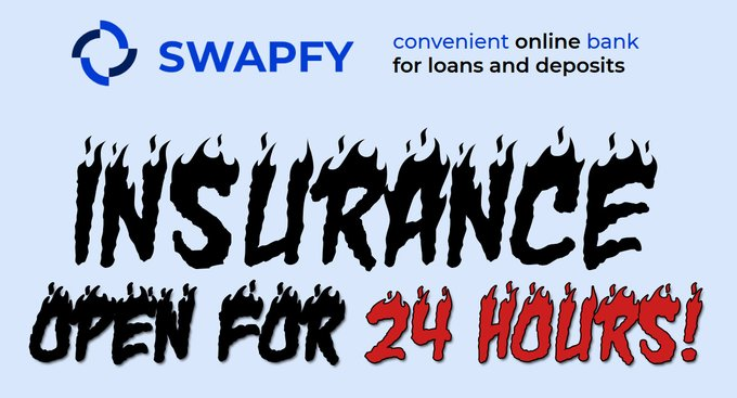Image for Swapfy Insurance Open!