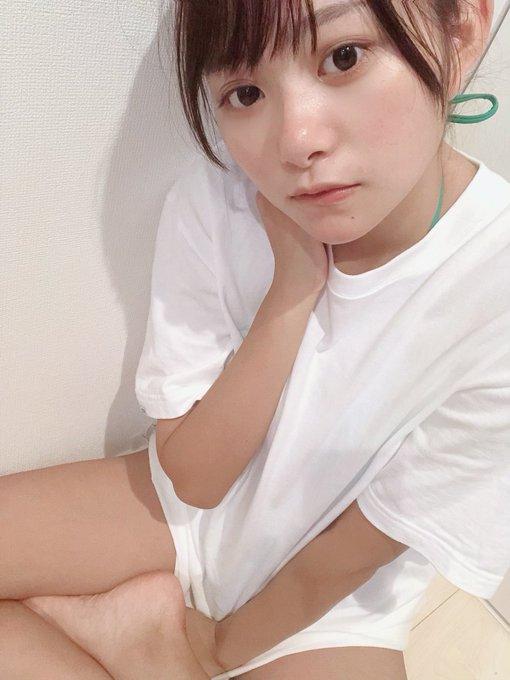 グラビアアイドル桜井木穂のTwitter自撮りエロ画像16