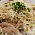 Image for the Tweet beginning: ここの水餃子がうまいのよ♪ #isehara_eats