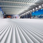 Image for the Tweet beginning: 3 more indoor snow centres