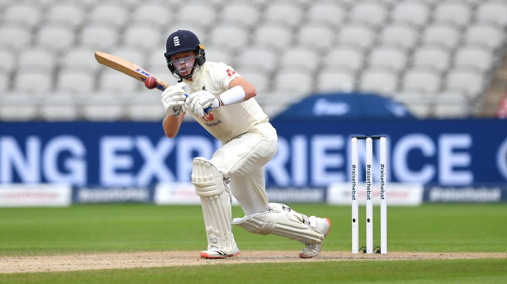 England vs Pakistan- Ollie Pope