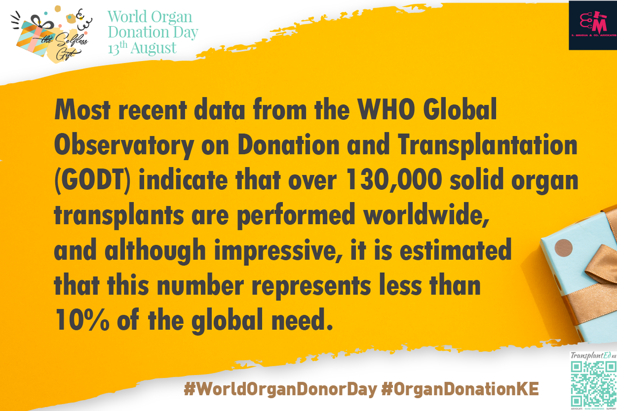 There are several myths surrounding #OrganDonation learn the facts: https://www.organdonor.gov/…/fact…/donation-myths-facts.html  #OrgandonationKE #Organdonationawareness #Organdonor #HealthForAll #KidneyTransplant #LiverTransplant #HeartTransplant #SecondLife #becomeadonorpic.twitter.com/K5WJzlxWf7