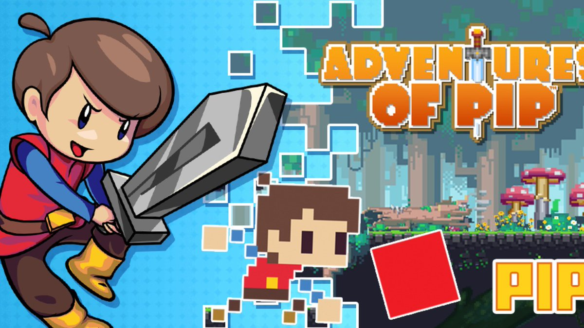 Wii U Indie Platformer Adventures Of Pip Makes The Leap To Switch Next Month https://www.nintendolife.com/news/2020/08/wii_u_indie_platformer_adventures_of_pip_makes_the_leap_to_switch_next_month… #SwitcheShop #NintendoSwitch #UpcomingReleases pic.twitter.com/YmirYyWOQe