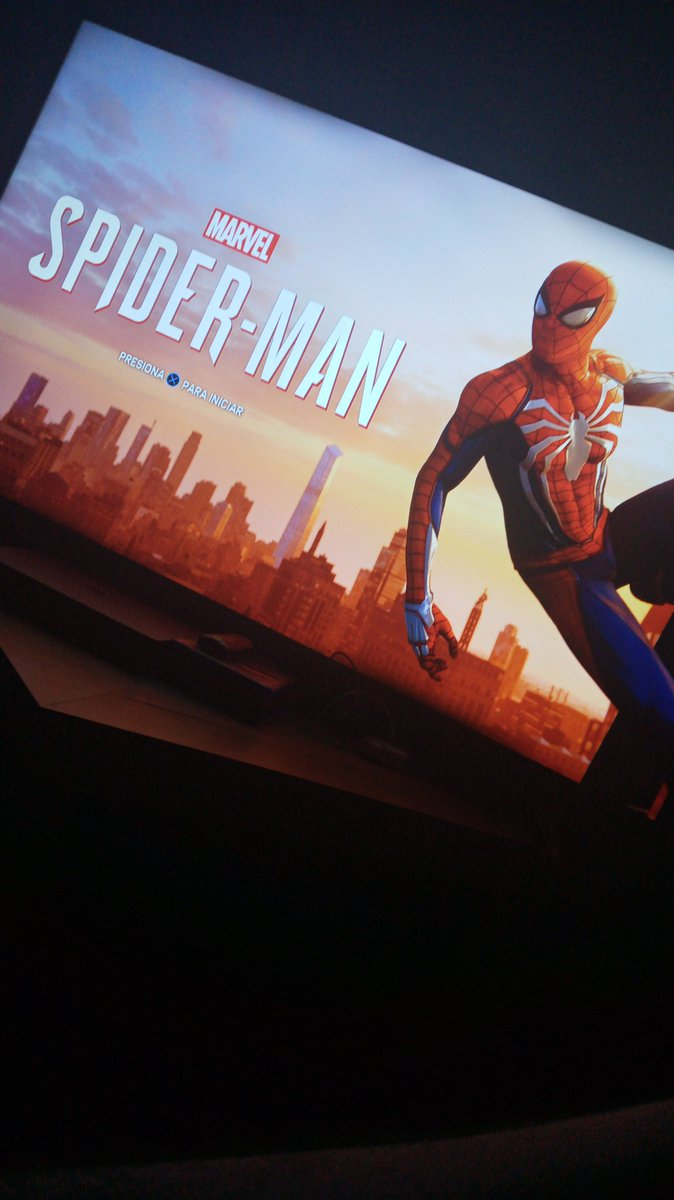 #SpiderManDay @PlayStation_LA https://t.co/9EgoJy1kAX