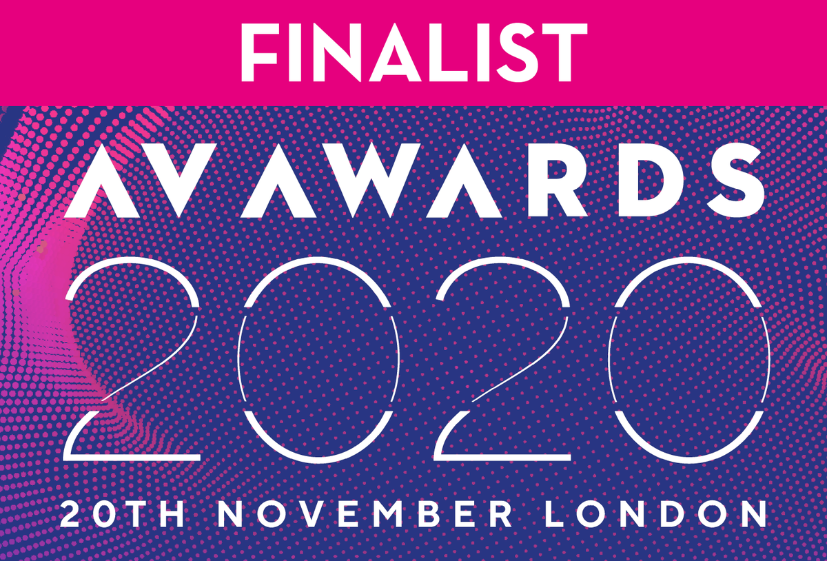 Happy Friday! Thrilled to be announced as a finalist in the Manufacturer of the Year category at this year's @AVMag AV Awards. Bring on the party of the year...🥳  https://t.co/l8JDQaYpFf  #avawards #finalist #manufacturer #awards2020 #avtweeps #proav #audiovisual #innovation https://t.co/tEgZeYxvR0