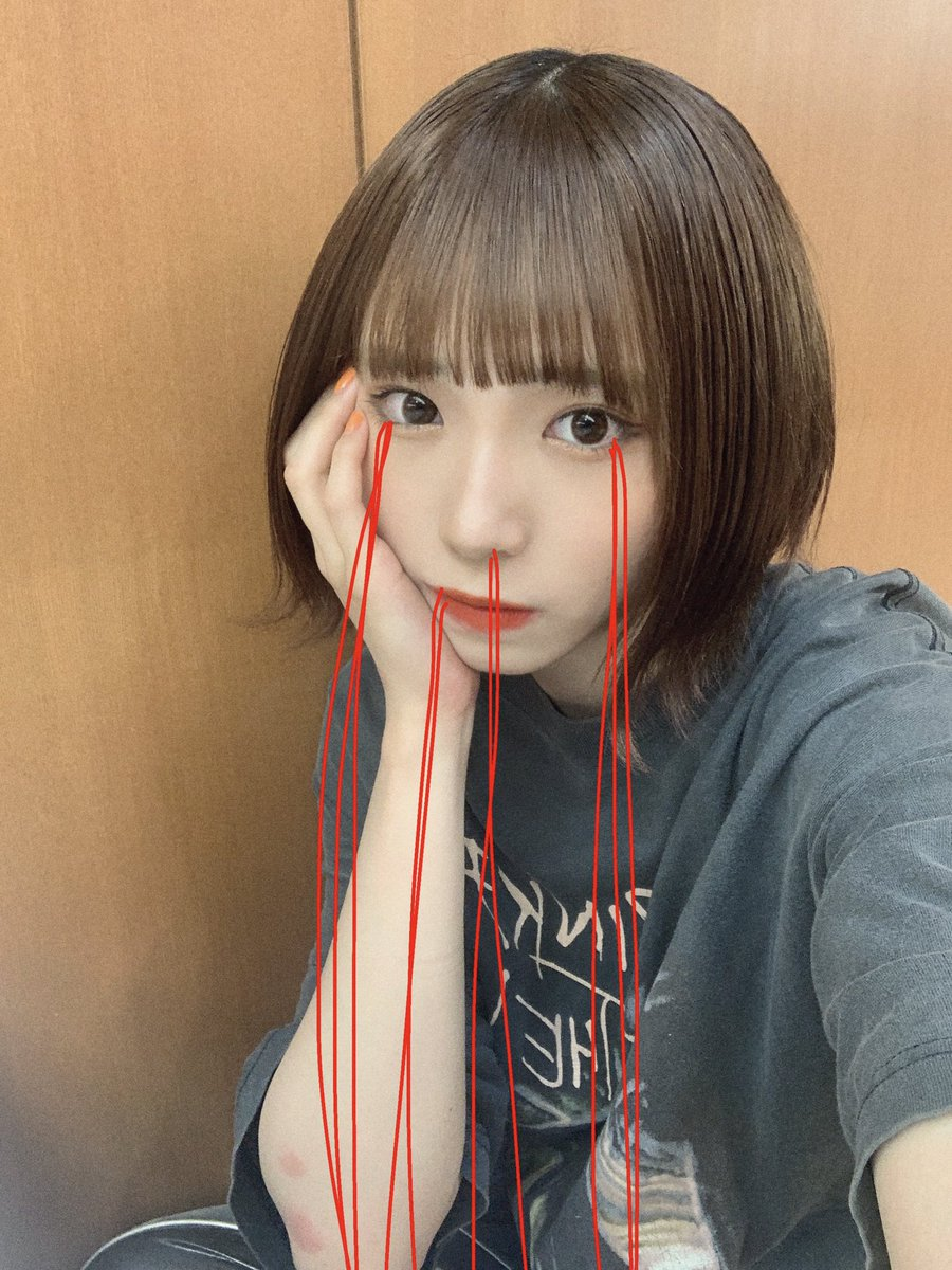 髪型 アユニ d アユニ・D改造計画 番外編②