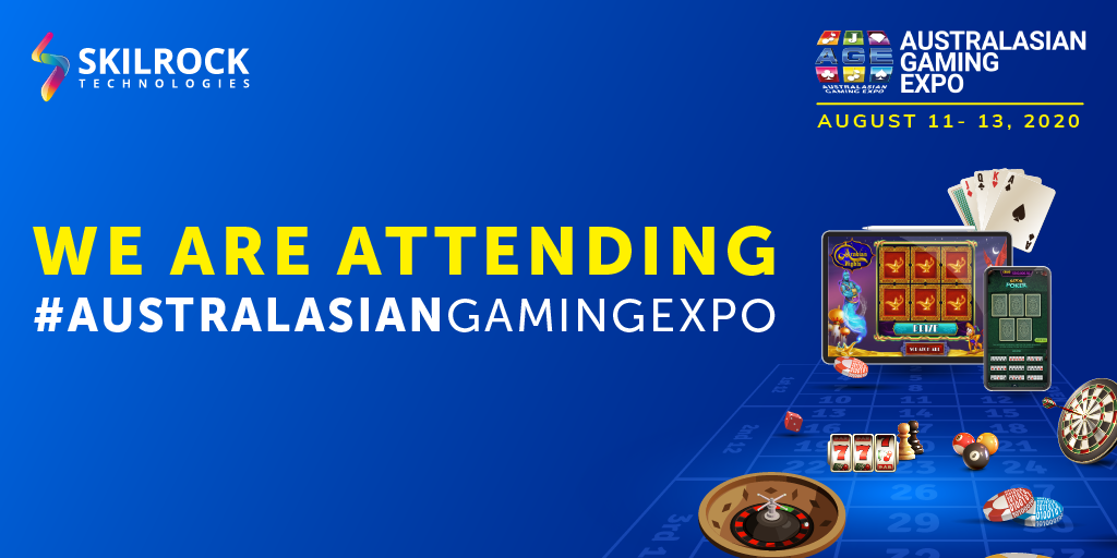 Meet us at the upcoming Australasian Gaming Expo! Experience our latest in iGaming Content & Technology. Do get in touch with us for more information.  http://igaming.skilrock.com/  #casinos #digitalevents #gamingindustry #onlinecasino #onlinevents #gamblingindustry #onlineconferencepic.twitter.com/rT1I21v94t