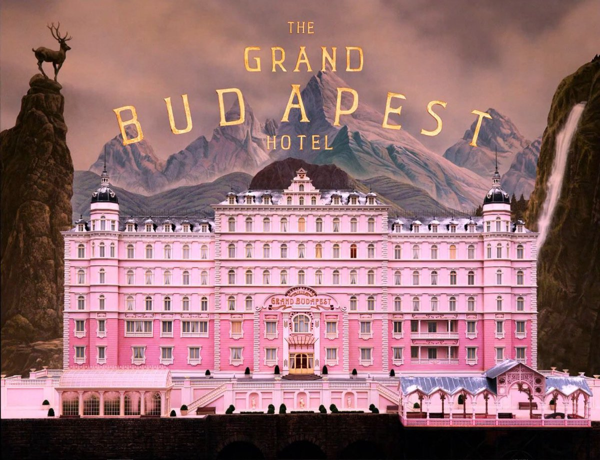 We'll be reviewing Wes Anderson's whimsical film, The Grand Budapest Hotel (2014), on Sunday! The episode will be up on Monday. #podcast #movies #wesandersonpic.twitter.com/gGZMhgW93m
