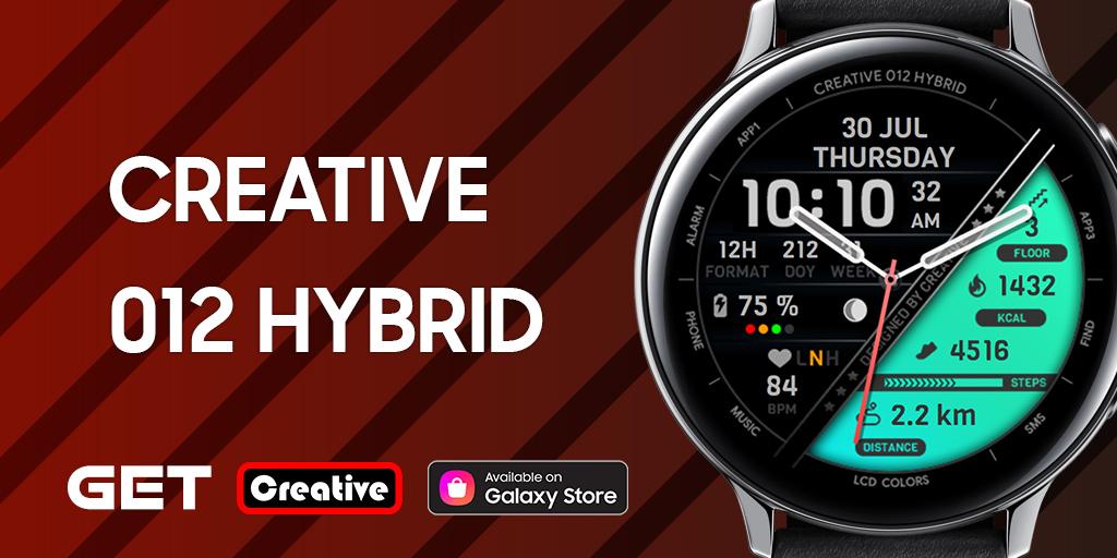 Stop. Go. Get Creative 012 Hybrid Learn more: https://galaxy.store/c12h  @MySamsungApps @samsung_dev @axeirBuzz  @SamsungMobileUS  #BeASamsungDev #GalaxyWatchActive2 #SamsungGalaxy #SamsungGear #SamsungWatch #Samsung #SmartWatch #Wearable #Tizen #GalaxyWatch #WatchFace pic.twitter.com/Hmpk3nLP6I