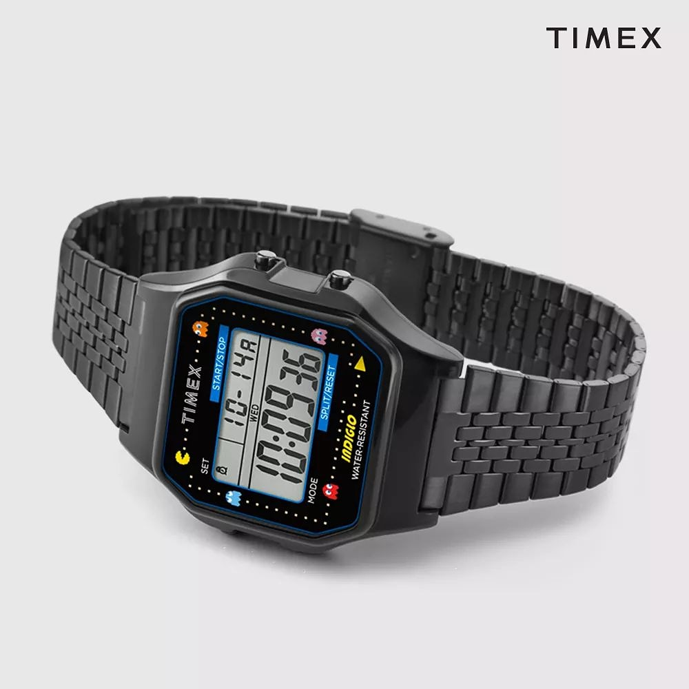 We're celebrating two icons of the 80's with a retro flair.  Now available in India, shop now: https://bit.ly/3ic5XGF : Timex T80 x PAC-MAN™   #Timex #TimexIndia #PacMan #PacMan40th #DigitalWatch #80s #SpecialEditionpic.twitter.com/xQkGoWPUyv