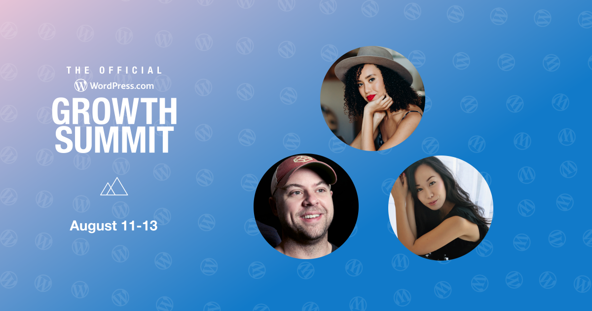 In four days, more than 600 attendees and 50 industry experts (including @millanasnow, @chriscoyier, and @missamychan) will come together for the https://t.co/eRvNKWaolr Growth Summit.  We've extended the special price of $79 until the event. Join us! https://t.co/XphKNRi6XE https://t.co/E5iiR5UVKT