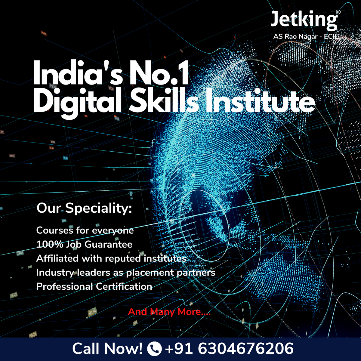 Digital Solutions where education and carrier are not to be worried off anymore. . . #computer #technology #computerscience #computerengineering #AWS #Ethicalhacking #coding #webdeveloper #software #programmers #Jetking #instatech #technologyrocks #cloudcomputingpic.twitter.com/lbaSq4wupl