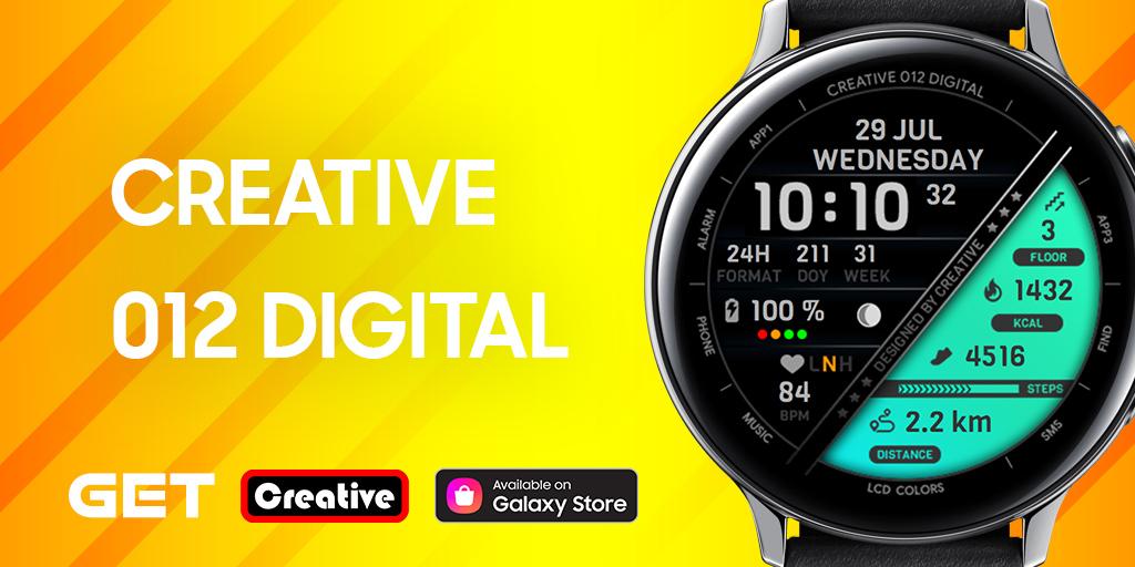 Stop. Go. Get Creative 012 Digital  Learn more: https://galaxy.store/c12d  @MySamsungApps @samsung_dev @axeirBuzz @SamsungMobileUS #BeASamsungDev #GalaxyWatchActive2 #SamsungGalaxy #SamsungGear #SamsungWatch #Samsung #SmartWatch #Wearable #Tizen #GalaxyWatch #WatchFace pic.twitter.com/dRPKR90GEv