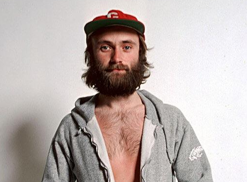 Phil Collins was a hipster before you. https://t.co/OBf8sPMMmj