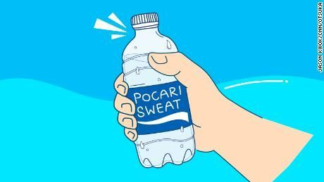 The rise of Pocari Sweat - Asia's answer to Gatorade. via @CNNBusiness. #beverages #FMCG  https://buff.ly/2Xjvyp6pic.twitter.com/cJy0oK3NJI