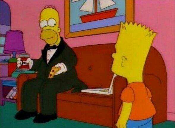 RT @reyblaugrana_10: - ¿Por qué tan elegante Homero? - Hoy juega Kevin de Bruyne y David Silva, muchacho. https://t.co/EPLFyWyzZb